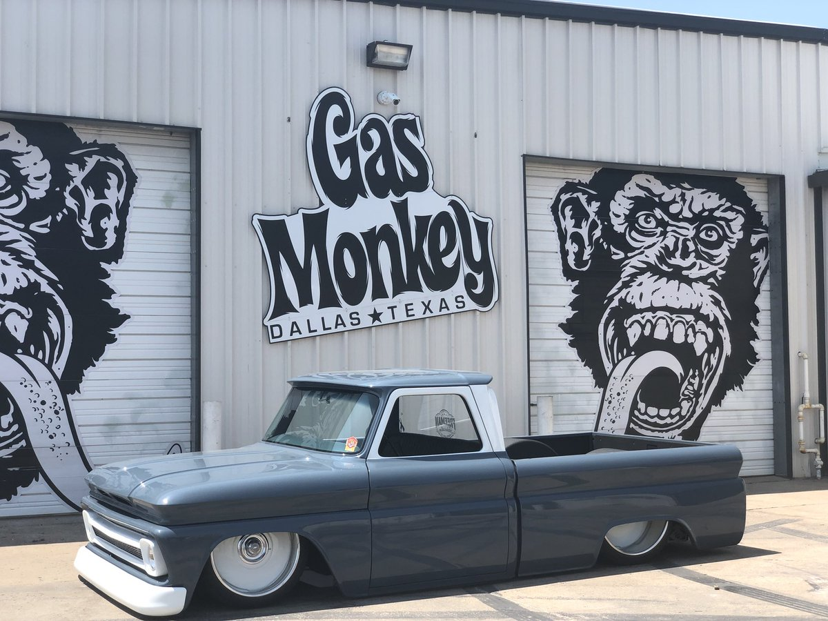 Garage Art Facebook Gas Monkey Garage On Twitter
