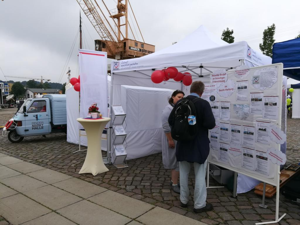 Glaserei Hamburg Harburg Binnenhafenfest Hashtag On Twitter