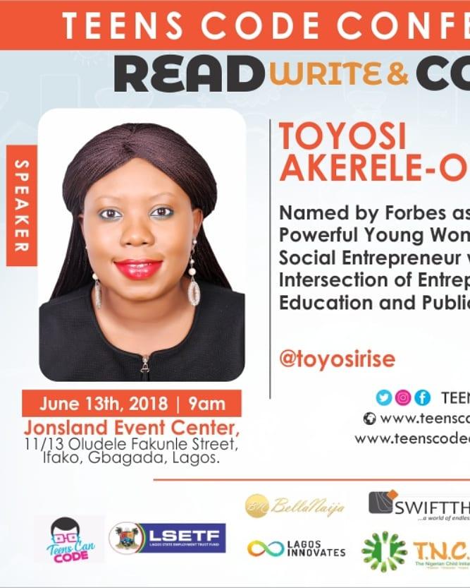 Toyosi Akerele on Twitter \