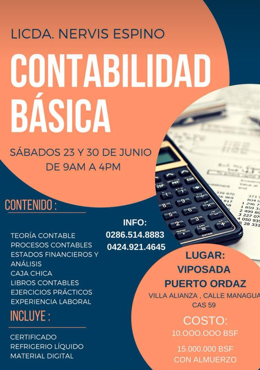 Libro Contabilidad Basica Pableysa Ostos On Twitter