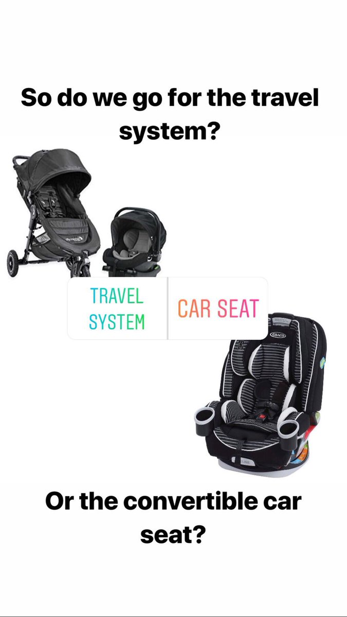 Travel System With Convertible Car Seat Gollymsmollie On Twitter