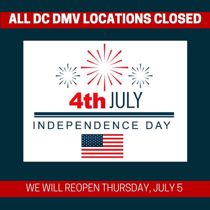 DC DMV on Twitter \