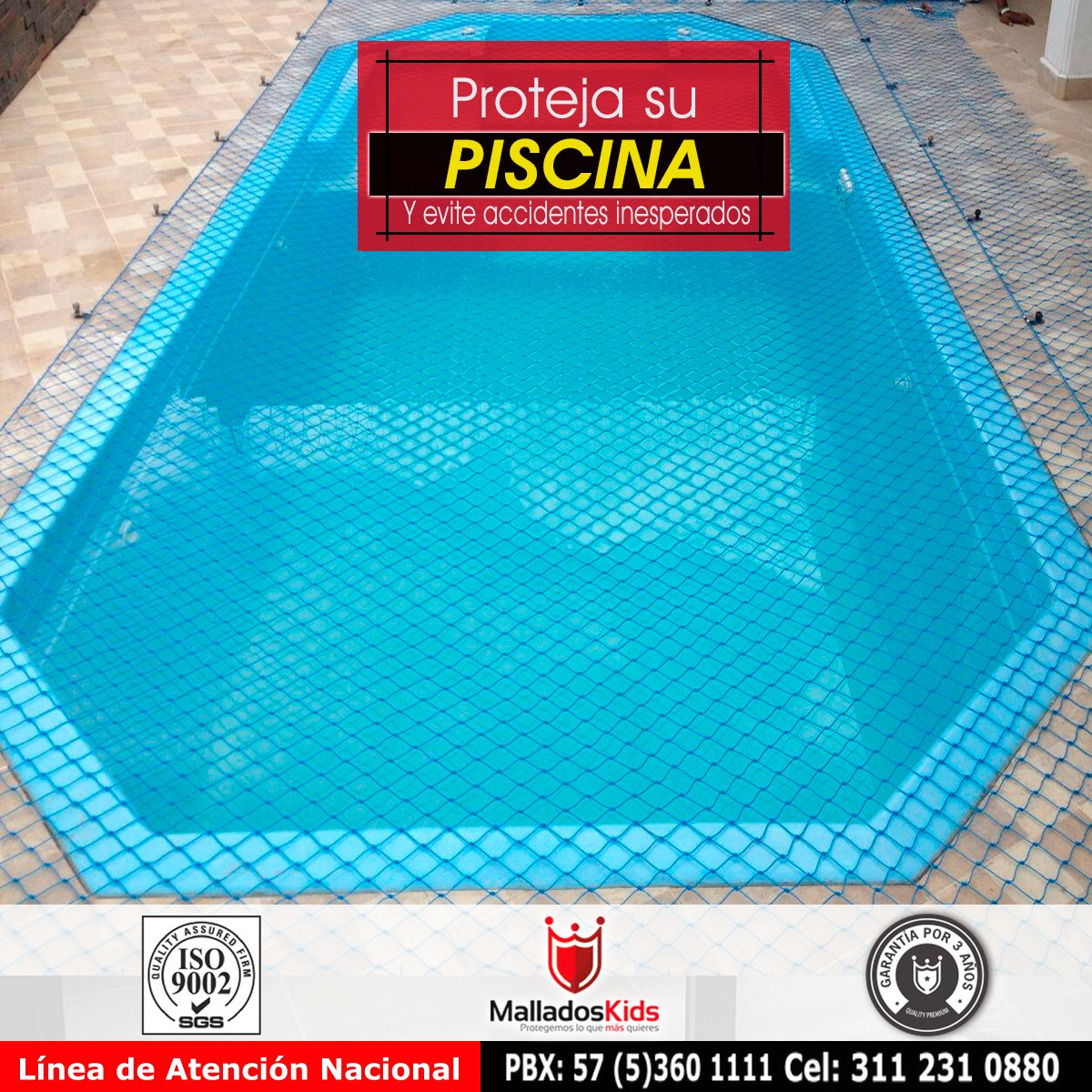 Proteccion Para Piscinas Mallados Kids On Twitter