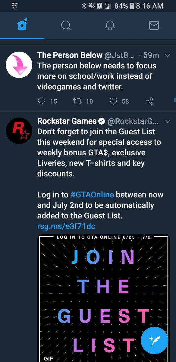 Rockstar Games on Twitter \