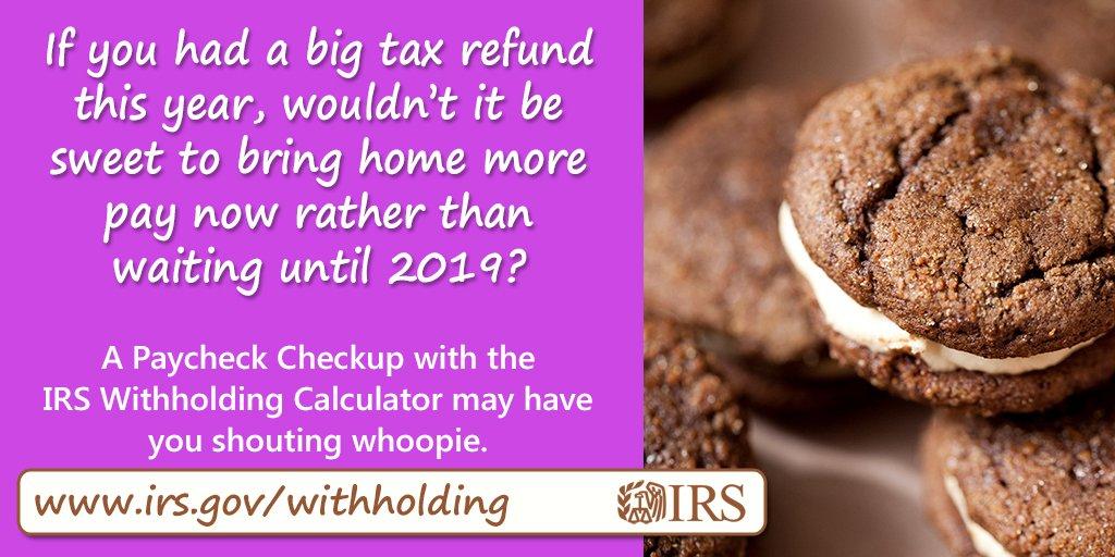 IRS on Twitter \