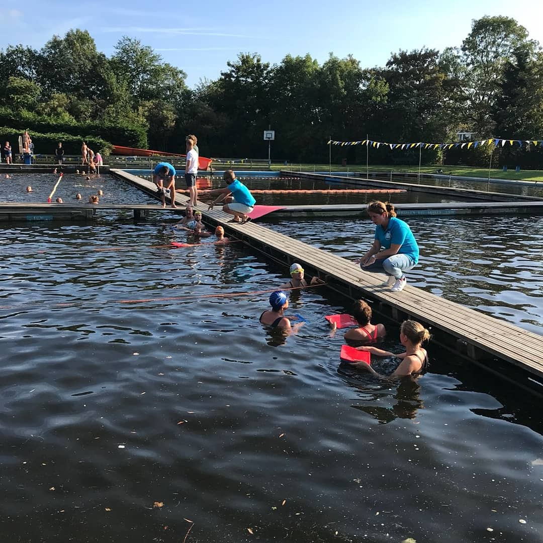 Zwembad Wieringerwaard Swim To Fight Cancer Hollands Kroon On Twitter