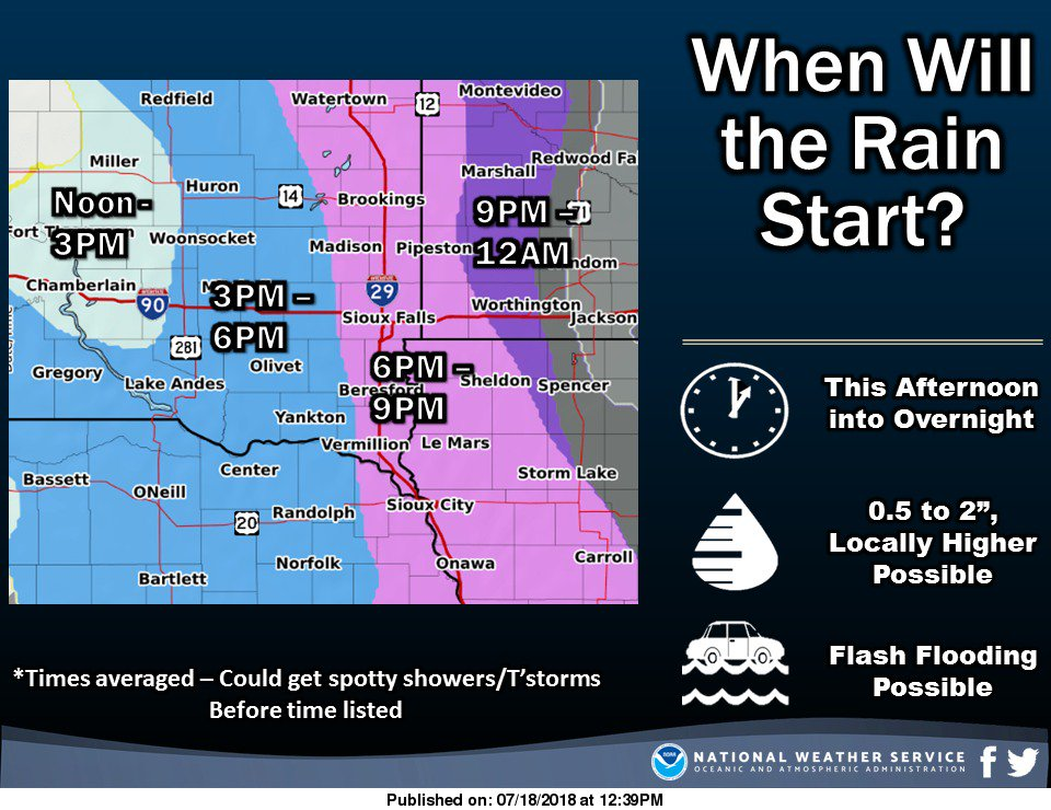NWS Sioux Falls on Twitter \