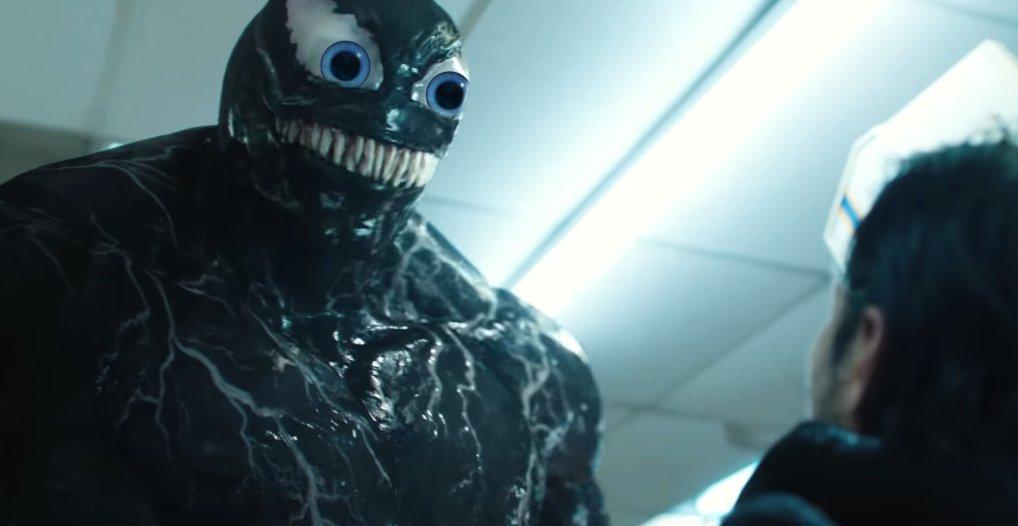 Superman Hd Wallpaper Matthew Gaydos On Twitter Quot But What If Venom Had Eyes