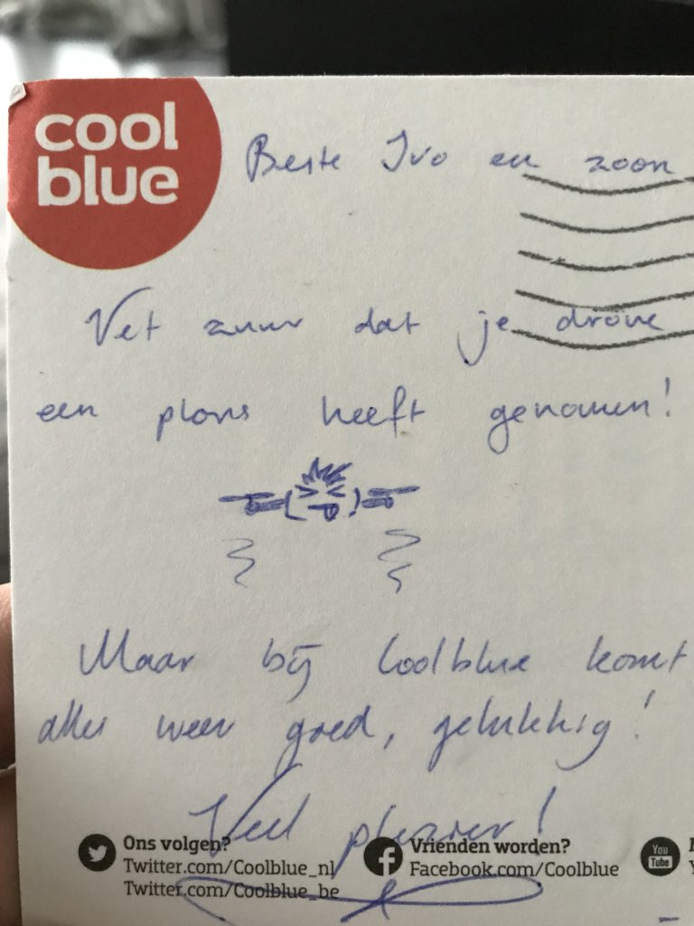 Coolblue Zwembad Ivo Schunselaar On Twitter