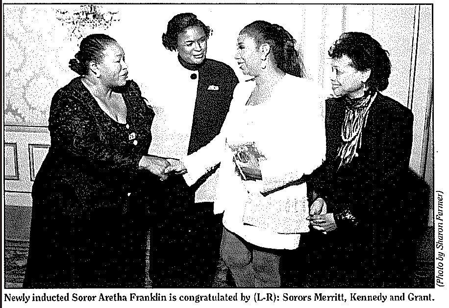 Delta Sigma Theta On Twitter Quotsoror Aretha Franklin Was