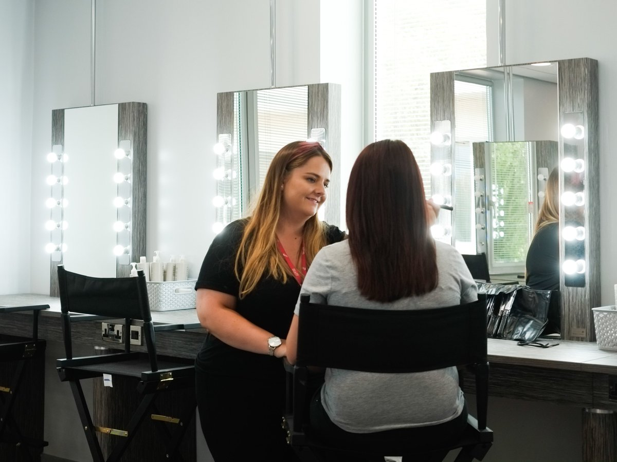 Centre Salon Wigan Leigh College On Twitter