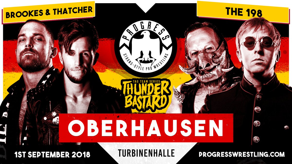 Berhausen Progress Wrestling On Twitter