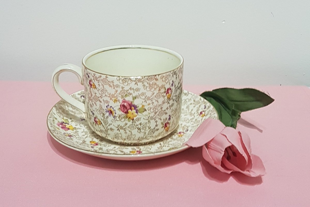 Large Tea Cup Planter Largeteacup Hashtag On Twitter