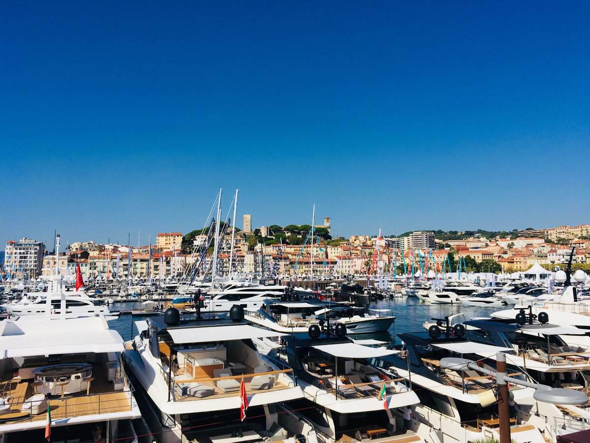 Salon Nautique Cannes Ecomnews On Twitter