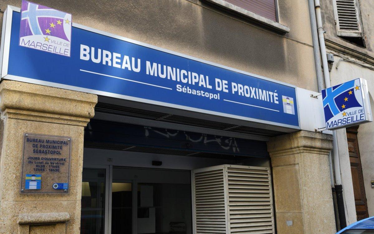 Bureaux municipaux de proximité marseille accueil mairie des er