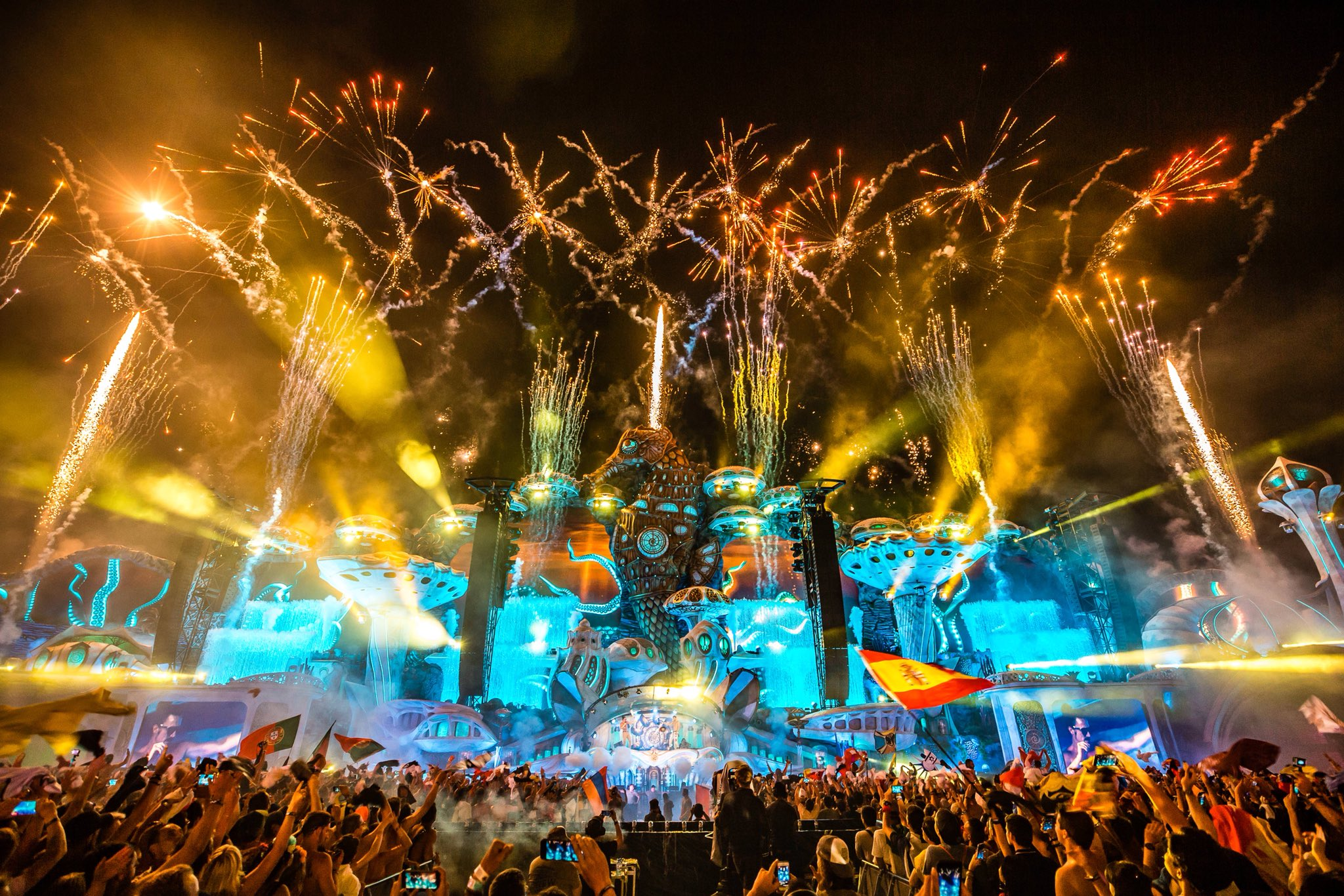 Tomorrowland Tickets Tomorrowland 2019 Lineup Tickets Dates Spacelab