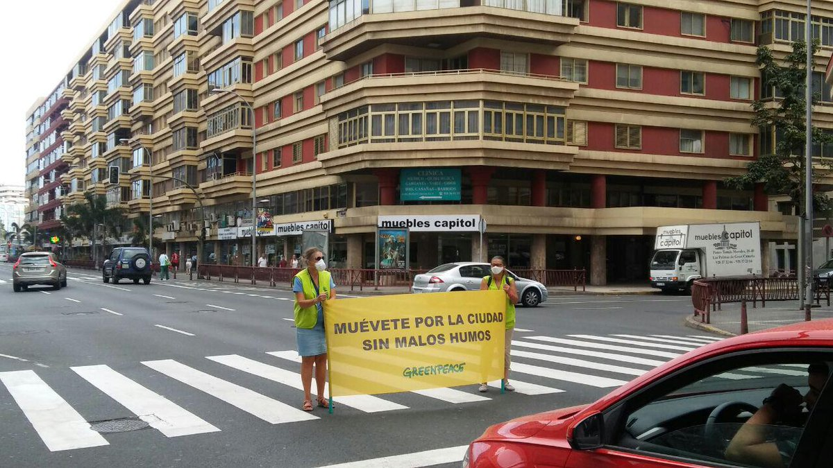 Muebles Capitol Greenpeace Canarias On Twitter