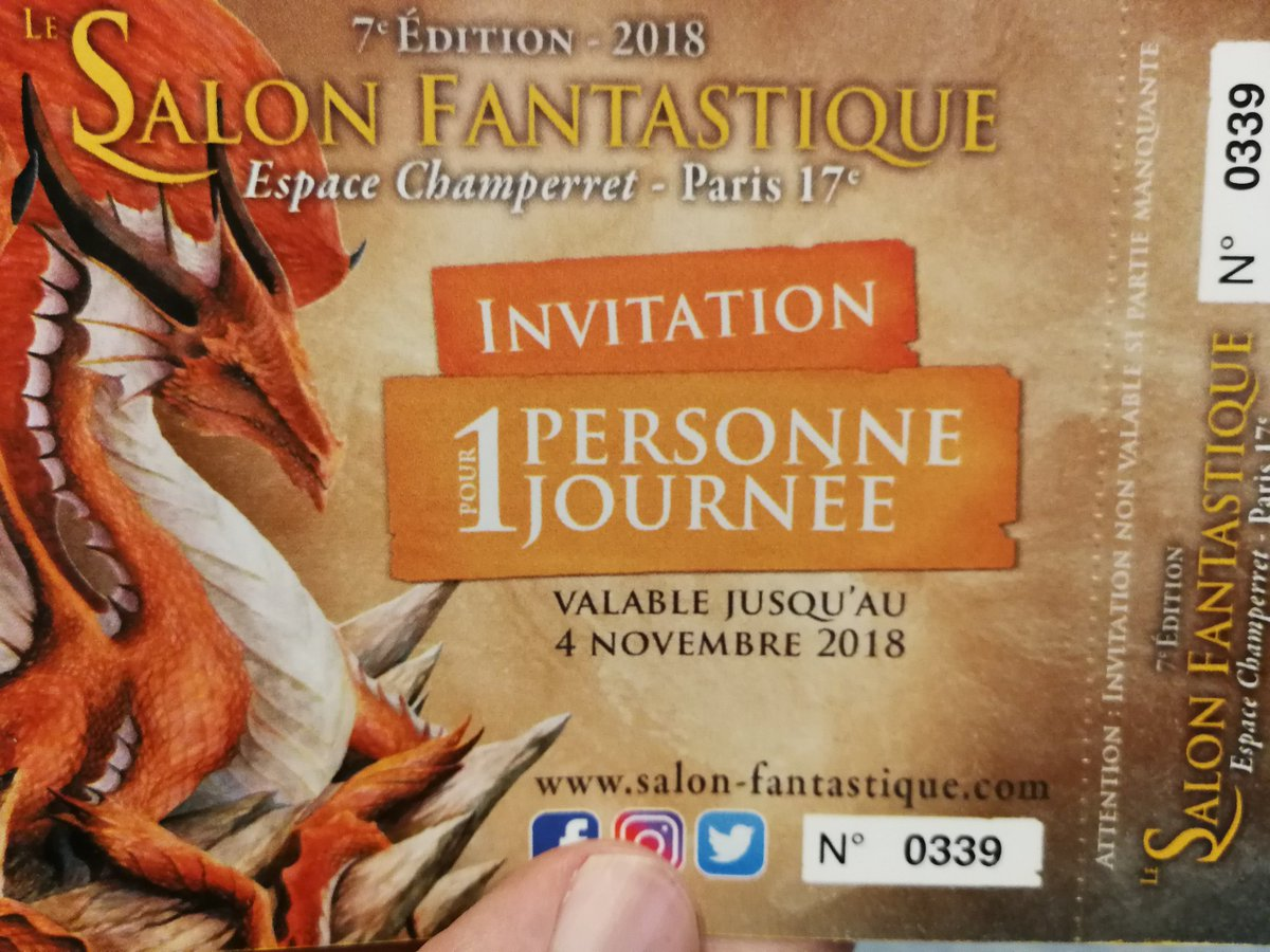 Salon Fantastique Paris Salon Fantastique On Twitter
