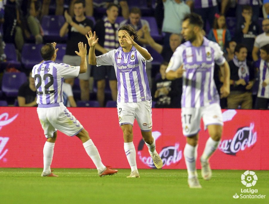 Video: Real Valladolid vs Levante