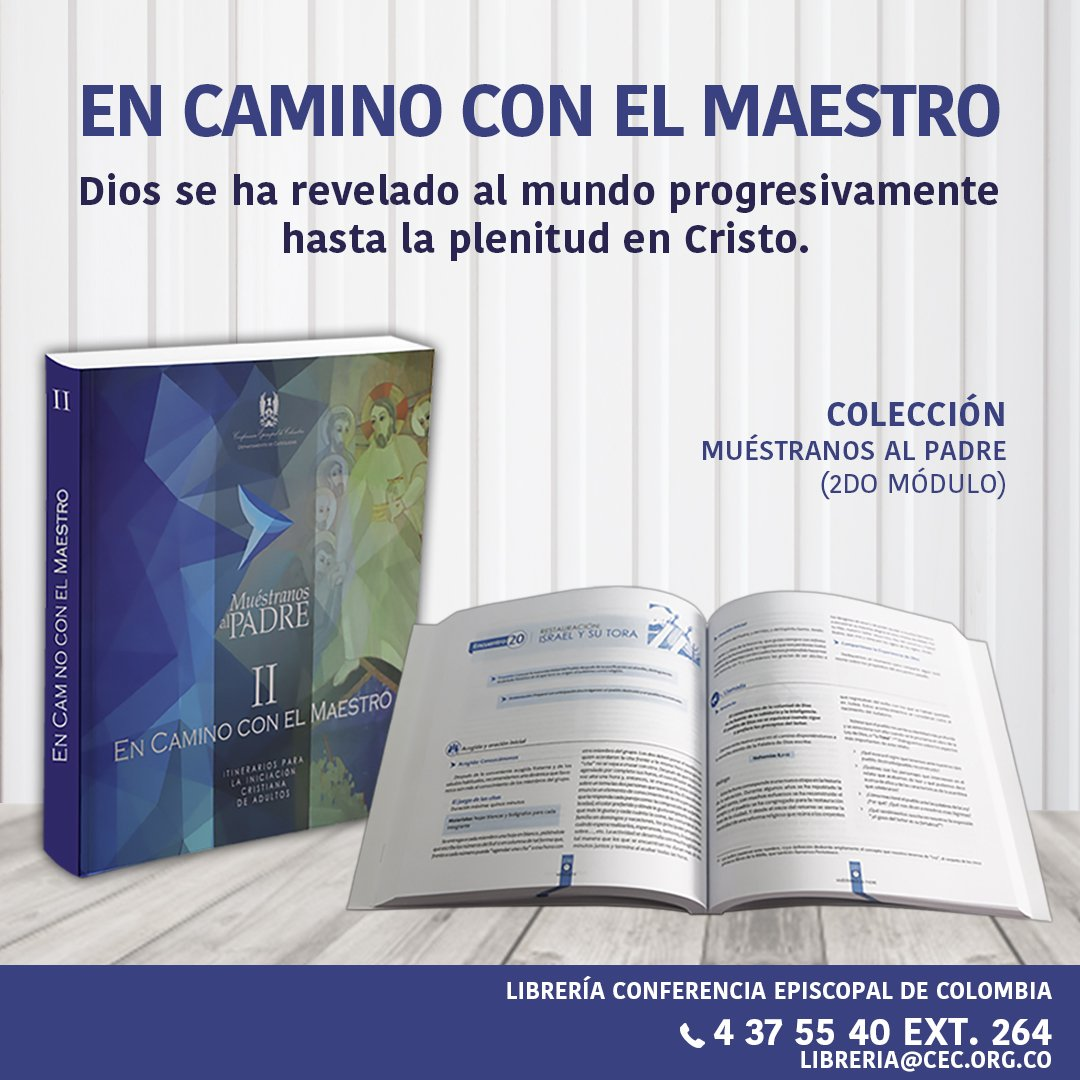 Libreria Del Camino Episcopado Colombia On Twitter