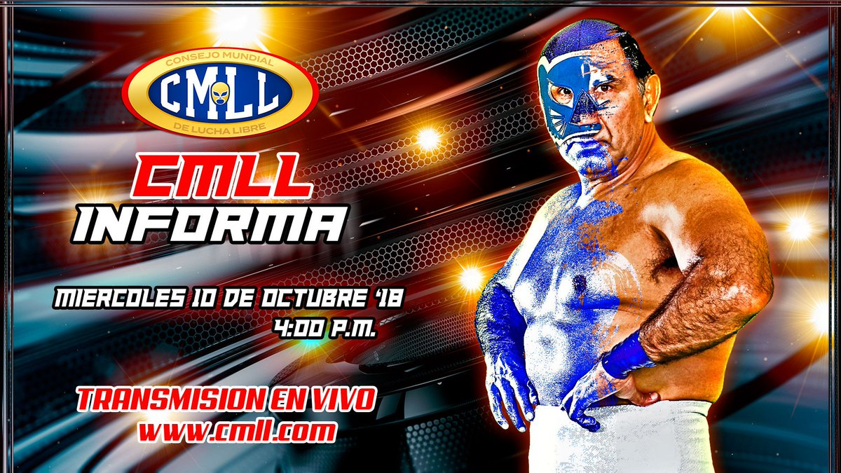 Lucha Libre Profesional Cmll Lucha Libre On Twitter