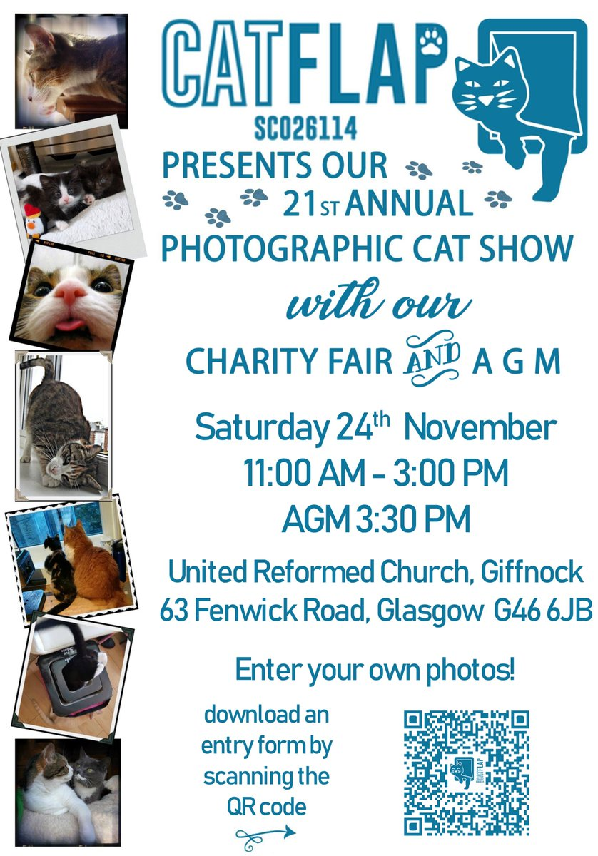 Poster Judging Form Catflap Charity On Twitter