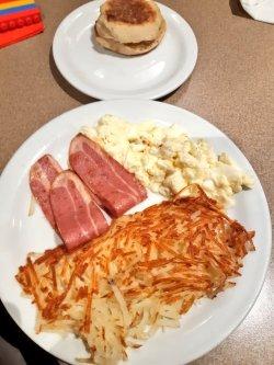 Assorted Turkey S I Built My Own Slam English Muffin Andhash Money Canada Twitter Slam Breakfast Cost Slam Breakfast 5 99