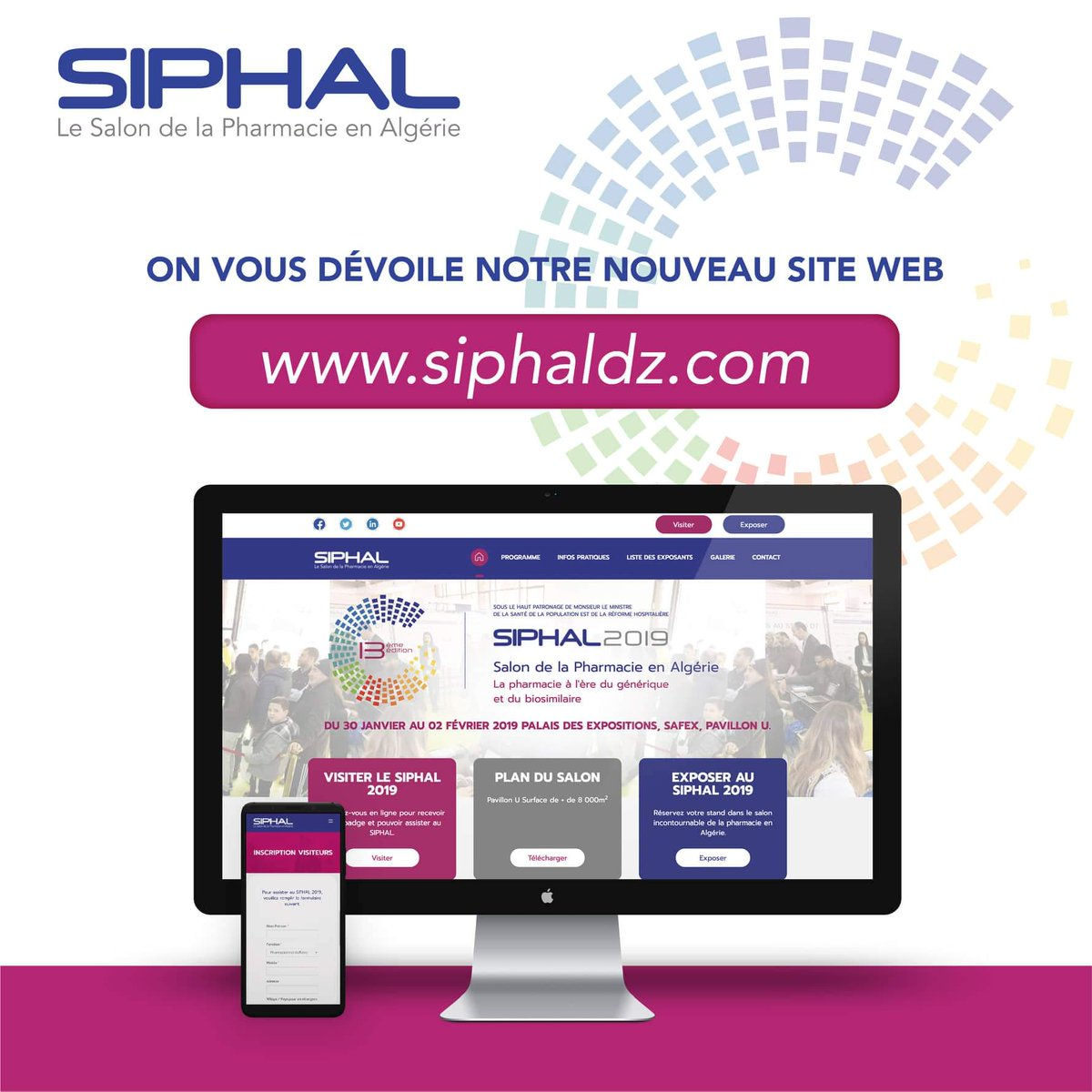 Salon Pharmacie Siphal On Twitter