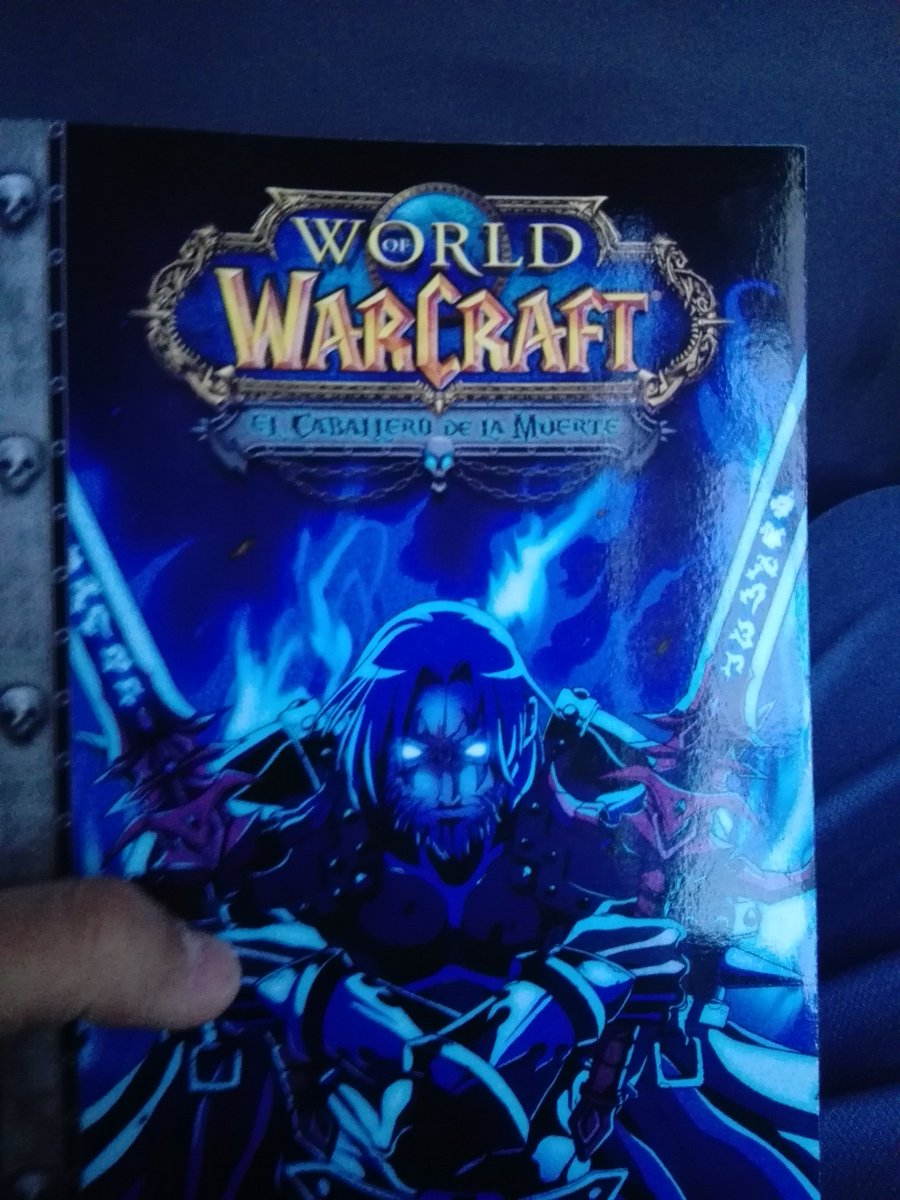 Warcraft Libros Wowdk Hashtag On Twitter