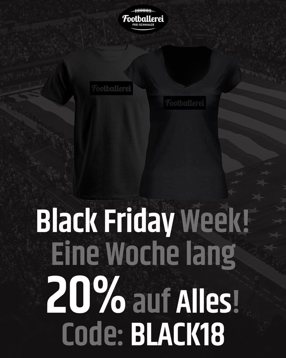 Black Friday Woche Footballerei On Twitter