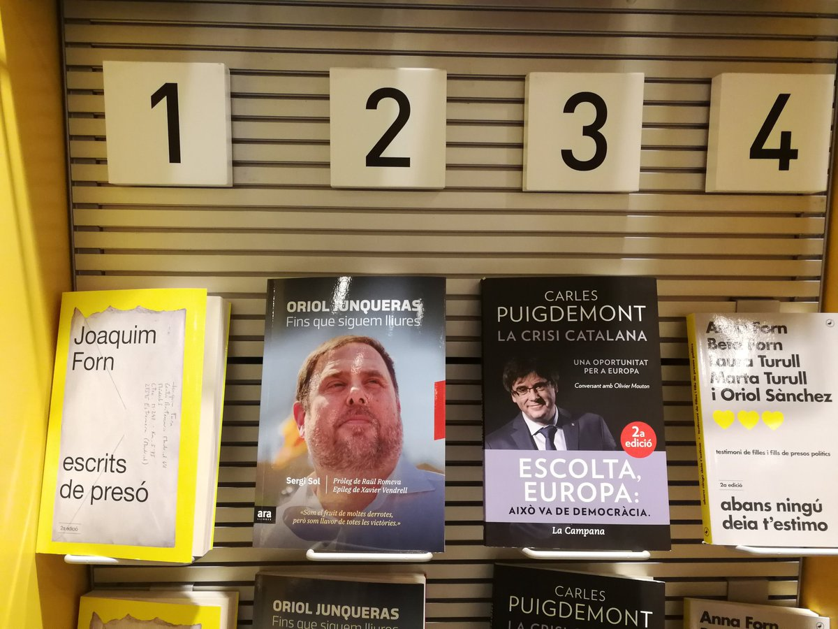 Ranking Libros Mas Vendidos Francisco March On Twitter