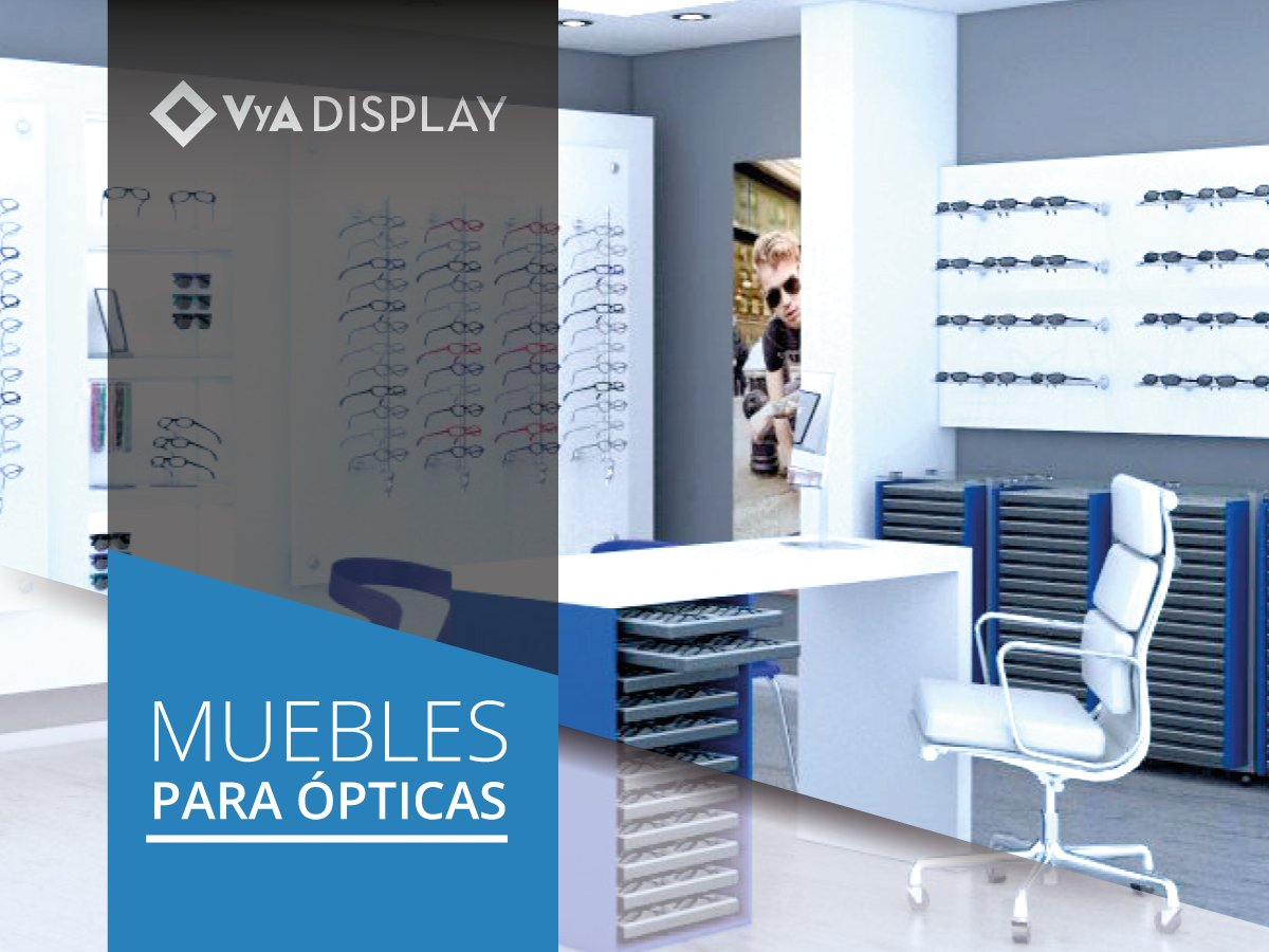 Muebles Optica Vya Display On Twitter