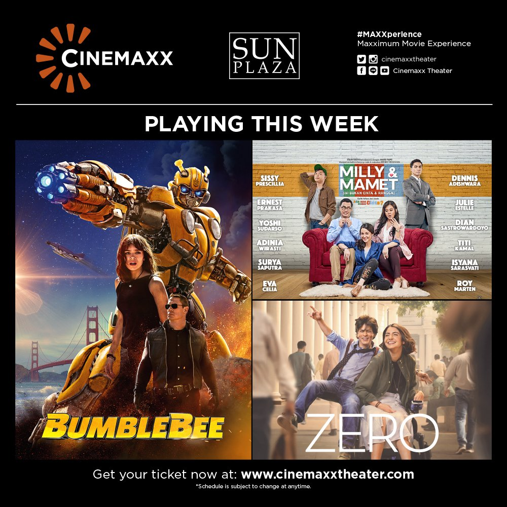 Cinemaxx Coupons Lippomalls Hashtag On Twitter