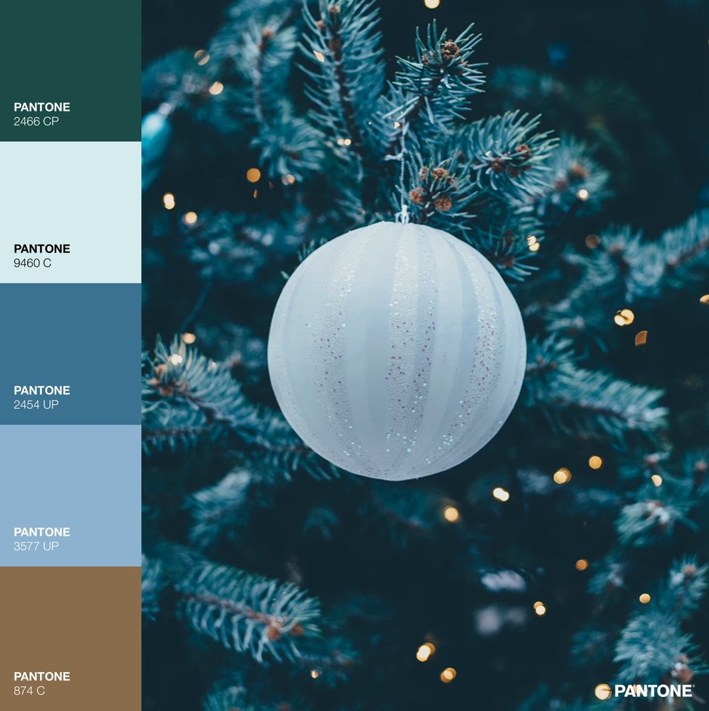 Pantone Christmas Ornaments Pantones On Twitter