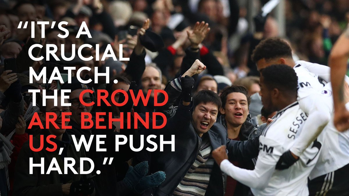 Football Sessel Fulham Football Club On Twitter