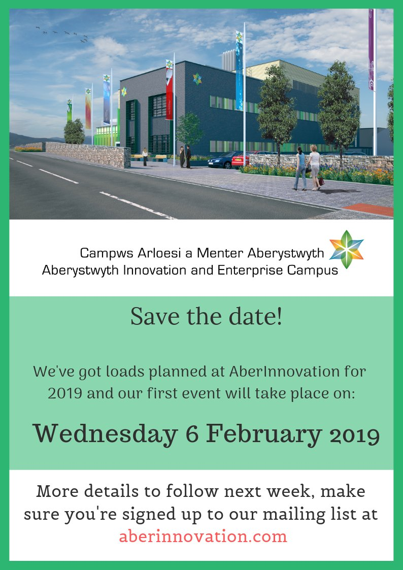 Wednesday 6 February 2019 Aberinnovation On Twitter
