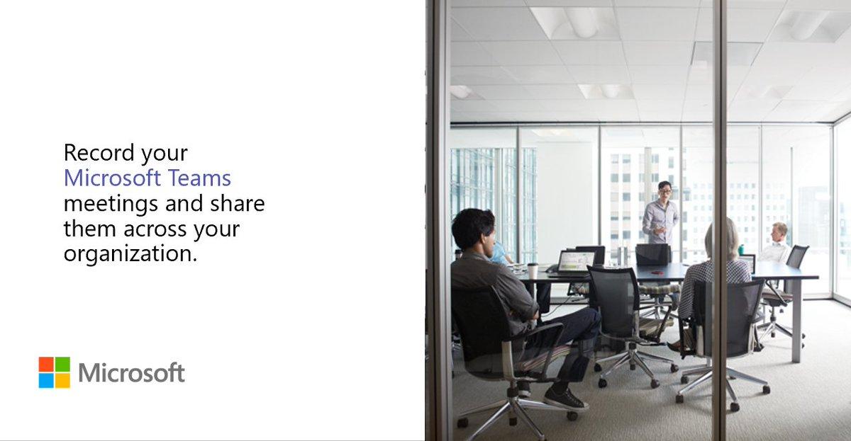 Microsoft Teams on Twitter \