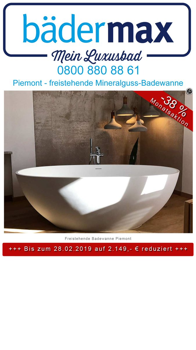 Badewanne Mineralguss Freistehendebadewanne Tagged Tweets And Downloader Twipu