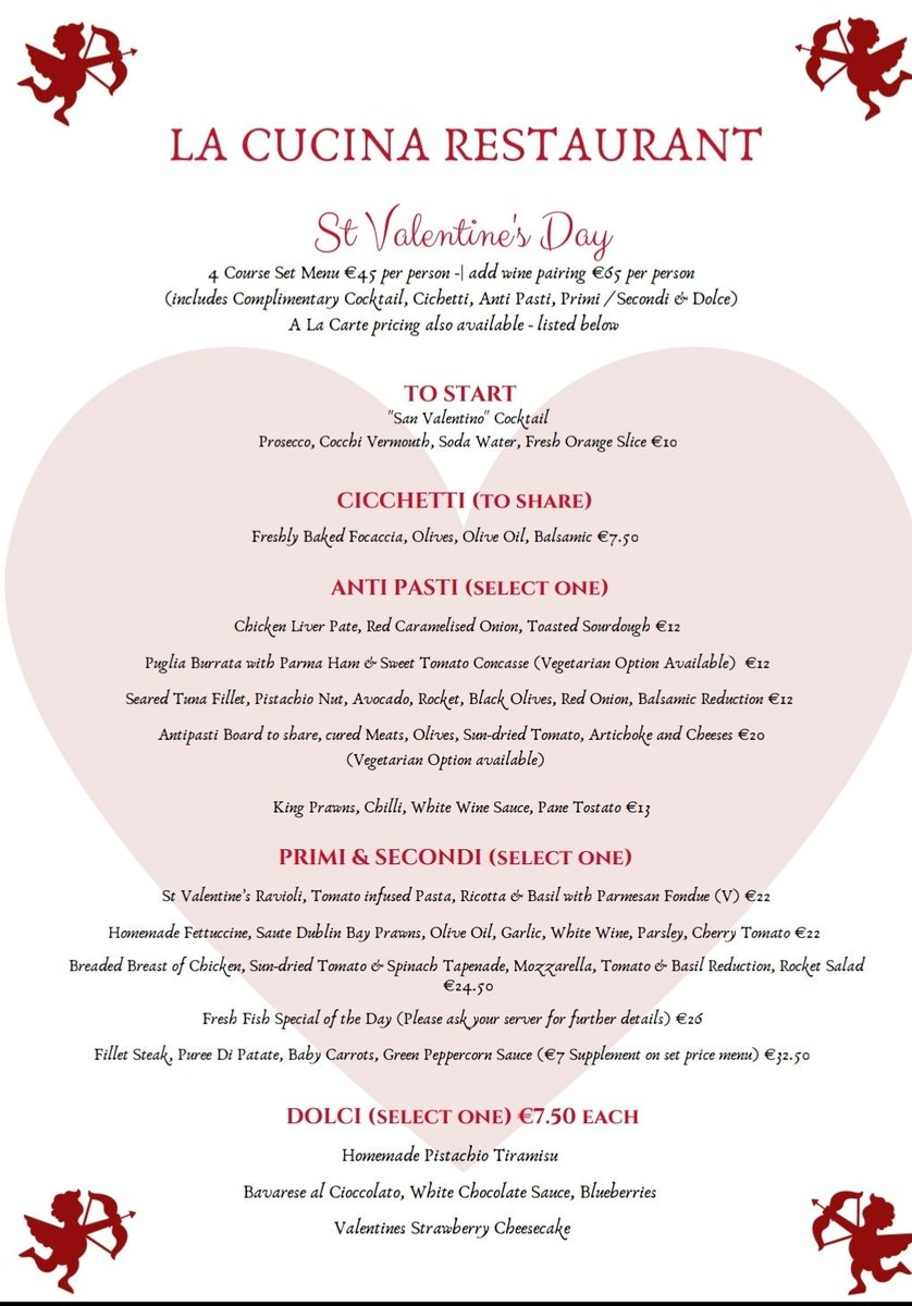 Valentino Cucina Italiana Menu Prices Lacucina Hashtag On Twitter