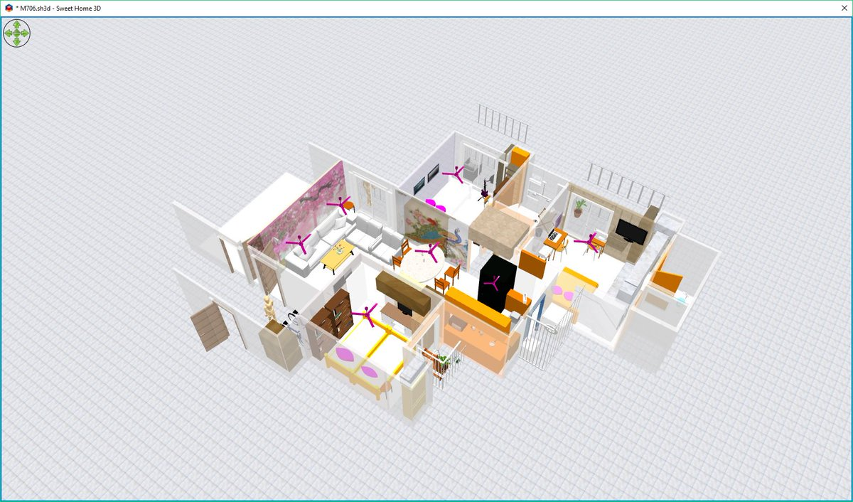 Sweet Home 3d Sweethome3d Hashtag On Twitter