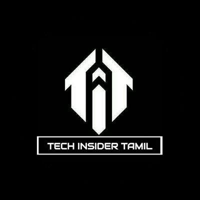 Tech Insider Tamil - TiT on Twitter \