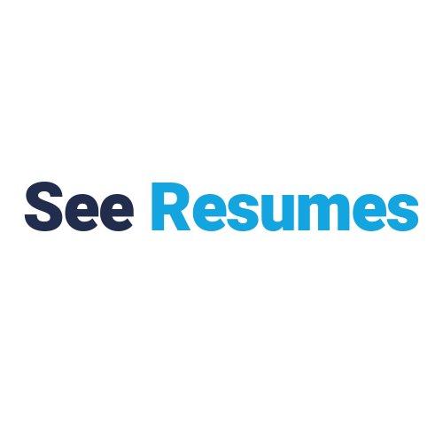 See Resumes (@SeeResumes) Twitter