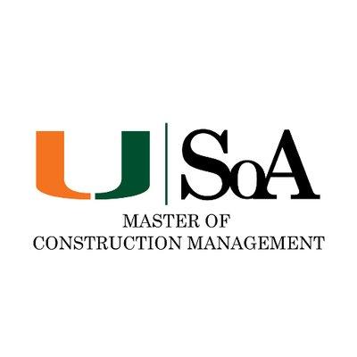 Master of Construction Management (@UMiamiMCM) Twitter