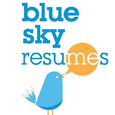 Blue Sky Resumes (@blueskyresumes) Twitter - blue sky resumes