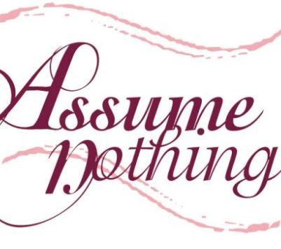 assume vs presume - 28 images - the difference between presume and - Presume Or Assume