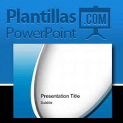 Plantillas PPT (@plantillasppt) Twitter