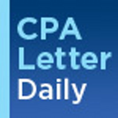 CPA Letter Daily on Twitter \