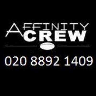 Affinity Crew (@affinity_crew) Twitter