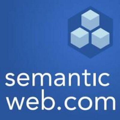 Semantic Tech  Biz (@SemanticWeb) Twitter - semantic web