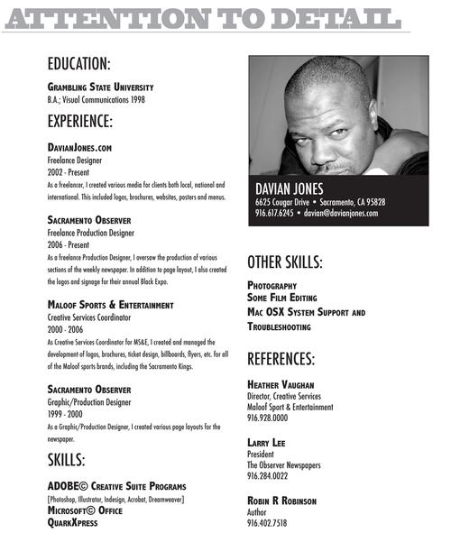 Beautiful Dj Resume Pictures - Resume Ideas - namanasa - dj resume